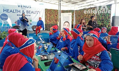 Roadshow Venus Healthy and Beauty