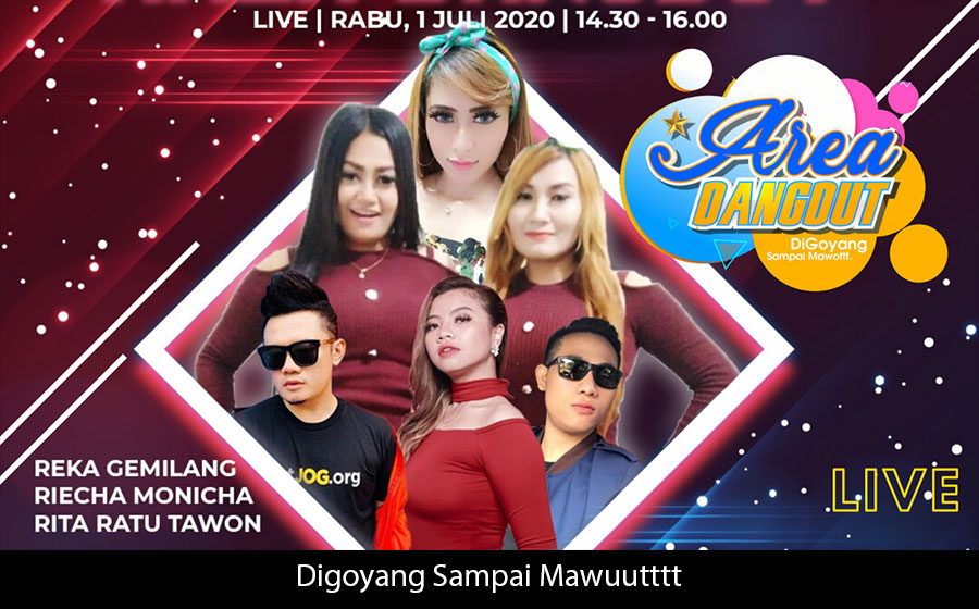 LIVE AREA DANGDUT 1 JULI 2020