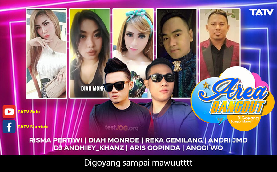 AREA DANGDUT 22 JULI 2020