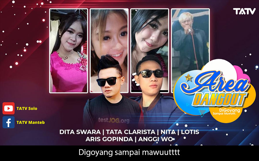 LIVE AREA DANGDUT 27 JULI 2020