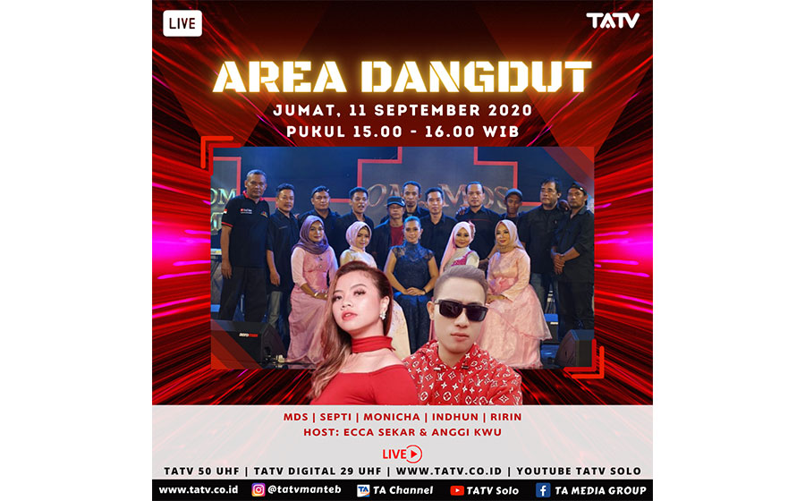 LIVE AREA DANGDUT 11/09/2020