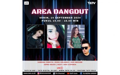 LIVE AREA DANGDUT 14/09/2020