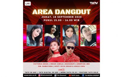 LIVE AREA DANGDUT 18/09/2020
