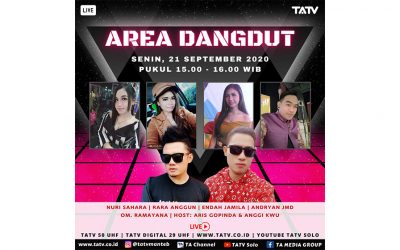 LIVE AREA DANGDUT 21/09/2020