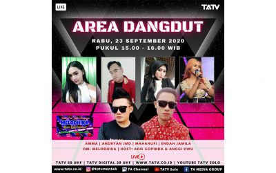 LIVE AREA DANGDUT 23/09/2020