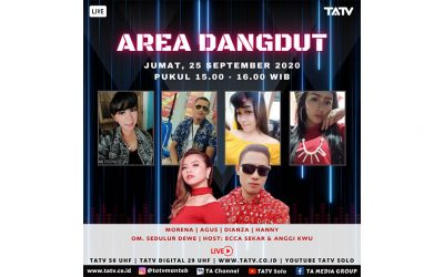 LIVE AREA DANGDUT 25/09/2020