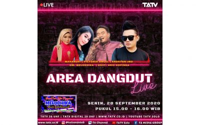 LIVE AREA DANGDUT 28/09/2020