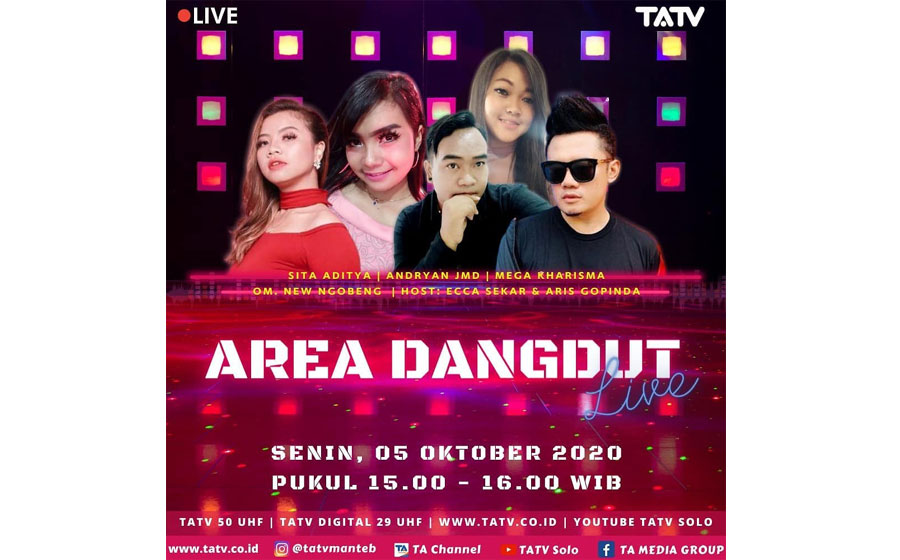 LIVE AREA DANGDUT 5/10/2020