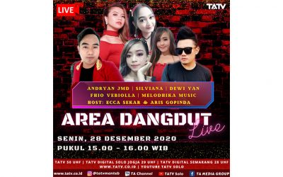 LIVE AREA DANGDUT 28/12/2020