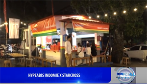 SPECIAL EVENT INDOMIE HYPE ABIS PARTY