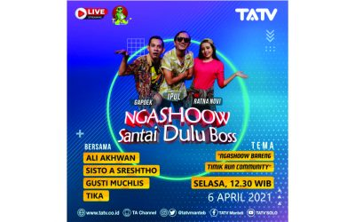 LIVE NGASHOOW 06 APRIL 2021